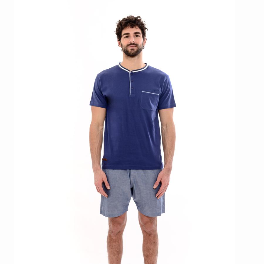 pigiama uomo corto